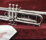 Kühnl & Hoyer Sella Palladium Trompete in B mit Leichtkoffer. Neuware - Bremen Mitte