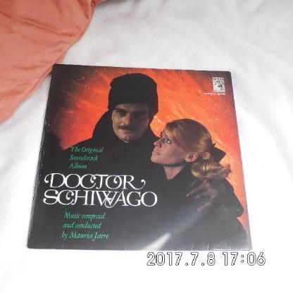 LP Doktor Schiwago - Bremen