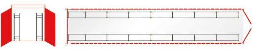 Reifenregale Container-Regalset für Reifencontainer NEU - Wilhelmshaven