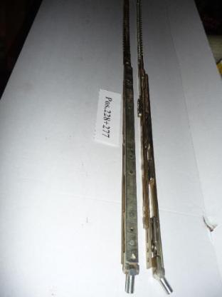 MACO-Scheren für Schrägfenster,Gr.1-Gr.3,gelb chrom.(neu) - Ritterhude