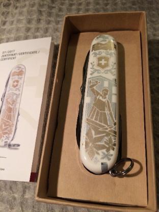 Victorinox 500MIO Taschenmesser