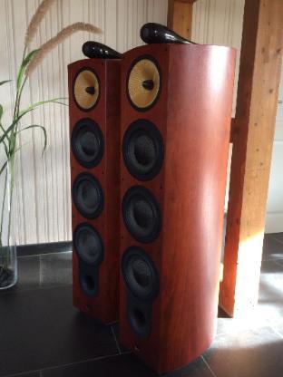 B&W 803D High-End Lautsprecher