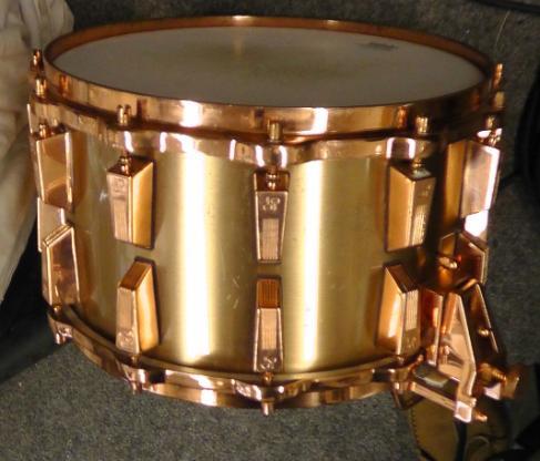 Sonor Signature Snare HLD 590