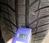 145 80 13  Reifen Allwetter Winter Ford 4 Stueck auf Felge - Bocholt