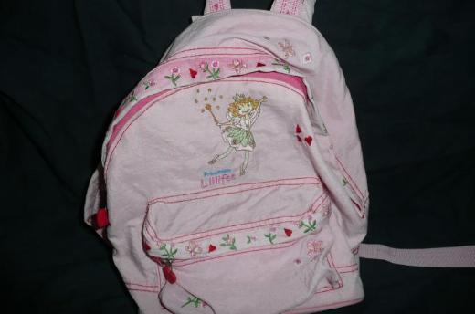 Verschiedene Prinzessin Lillifee Taschen