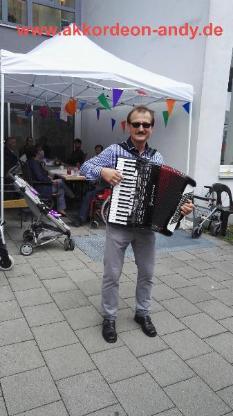 Akkordeonspieler für Ihre Feier.