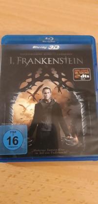 I, Fankenstein 2D / 3D Bluray