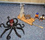 Playmobil Piratenfloß mit Krake 4291 - Raesfeld