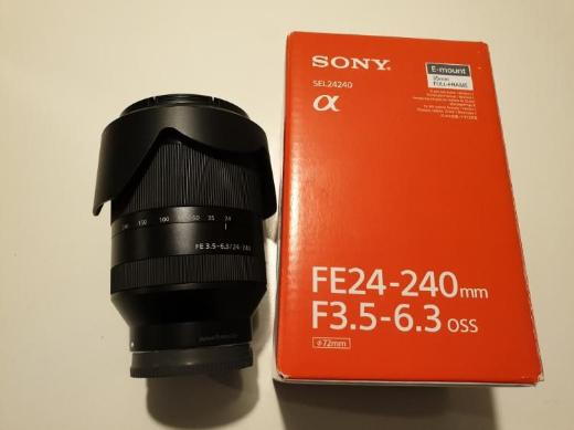 Sony SEL FE 24-240mm F3,5-6,3 oss