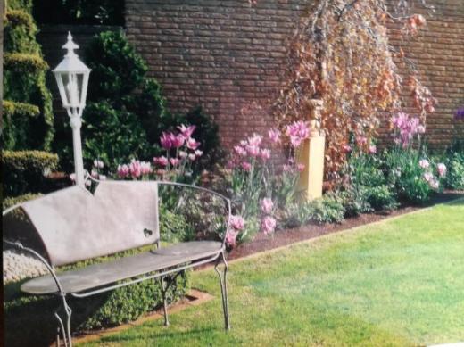 Kunstschmiede Desginer Gärtenbänke