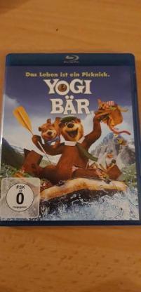 Yogi Bär Bluray