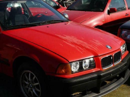BMW e36 318 i Schlachtfest Lichtmaschine