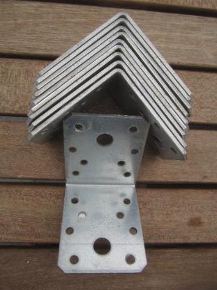 Metall-Winkel -Verbinder > 30 Stück