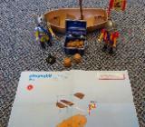 Playmobil Schatztransport im Ruderboot 4295 - Raesfeld