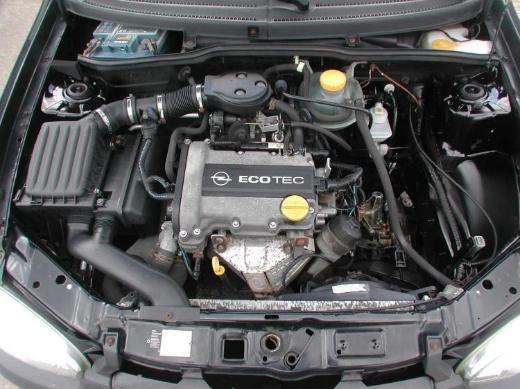 Opel Corsa C Bj. 2004 xep Motor 65tkm