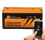100AH /150AH LiFePo Batterie, tauschbar gegen jede Batterie - Lüdinghausen