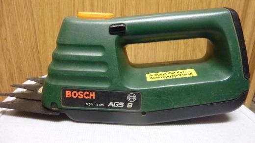 Bosch-Grasschere