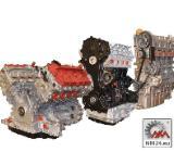 Motor gebraucht Toyota Avensis RAV4 2.0 D 2WW 143 PS 04.15- - Gronau (Westfalen)