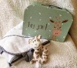 """Geschenkset """"Giraffe"""" - Lienen"""