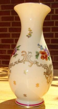 Vase aus FÜRSTENBERG Porzellan (0405 41)