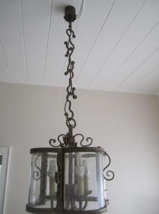 2 Deckenlampen