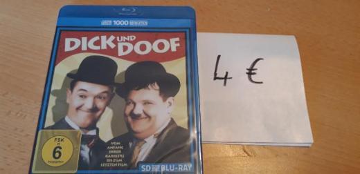 Dick und Doof Bluray Box 9 Filme