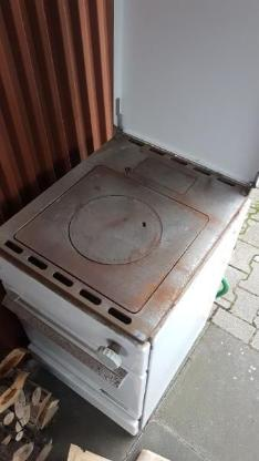 Holz Küchenofen