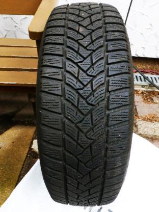 Winterreifen-Satz Dunlop-Sport 5 mit Felgen