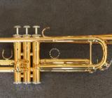 Neuw. Yamaha B - Trompete, Modell YTR 4335 G Made in Japan, inkl. Koffer - Hagenburg