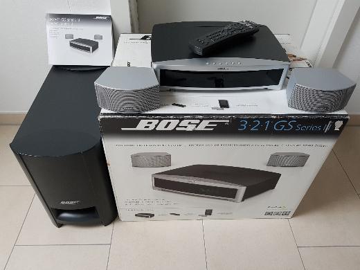 Bose Media Center 3-2-1 GS Serie III