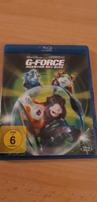 G-Force Bluray Kinder Disney