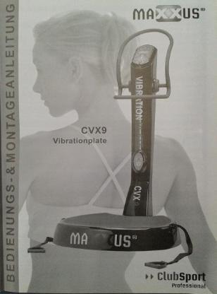 Maxxus-CVX-9-VibrationPlate-TOP-wie-NEU-XXX