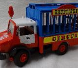 PLAY BIG Zirkusauto / Raubtierauto - Retro - Oldie - SELTEN!!! - Raesfeld