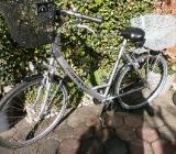 Gudereit Comfort – 28-er Damen-City-Touren-Rad – 7-Gang – 2 Körbe - Münster