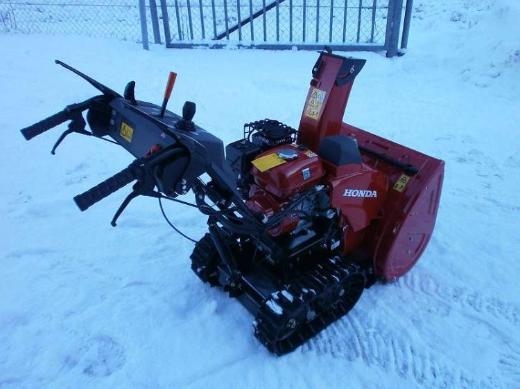 Schneefräse Honda HSS 970 AETD