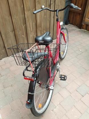 Generalüberholtes Fahrrad