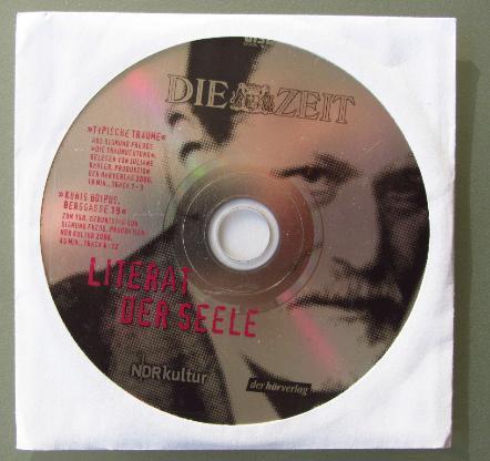 """CD """"Literat der Seele"""" - Sigmund Freud"""