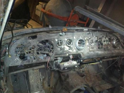 Rolls Royce Instrumente Schalter diverse