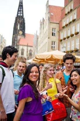 Deutschkurs, Sprachschule KAPITO, Münster (Westf.)