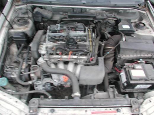 Volvo S40  Wasser Kühler Wasserkühler
