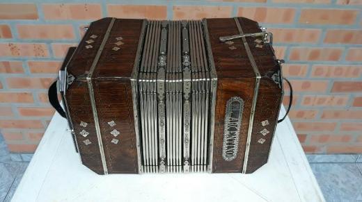 Bandoneon/Bandonion Tango ELA 142 tönig