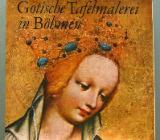 Gotische Tafelmalerei in Böhmen. Von Jaroslav Pesina (1977) - Münster