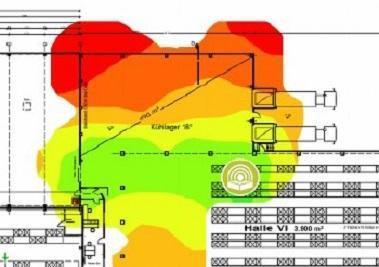 WLAN Prüfung und Messung || WLAN Site-Survey || Heat-Mapping