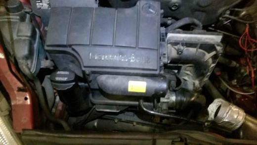 Mercedes A Klasse 160 Motor