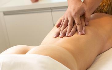 Gratis Massage für Frauen
