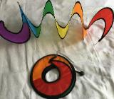 Windspiel ( Spiralen ) - Coesfeld