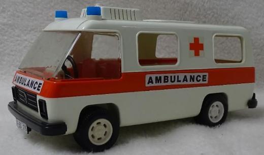 Playmobil Krankenwagen - Retro - Oldie - SELTEN!!!