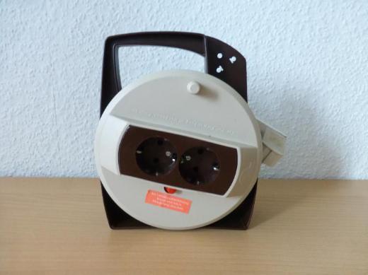 Praktische Sicherheits Kabelbox, für Hobby , Haus und Garten >>