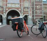 Fietsklik 2er Komplett-Set aus mobilem Crate Fahrradkorb und Basismodul Fahrradklicker versandfrei bestellen - Münster