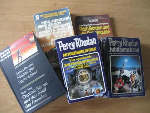 Science Fiction Bücher